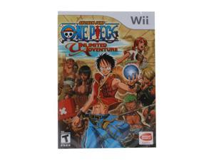 One Piece: Unlimited Adventure Wii Game