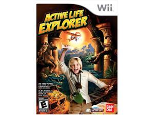 Active Life Explorer Wii Game