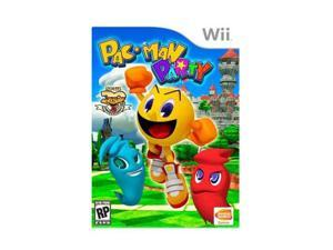 Pacman 30th Anniversary Party Wii Game namco