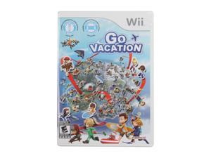 Go Vacation Wii Game
