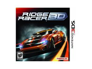 Ridge Racer 3DS Nintendo DS Game