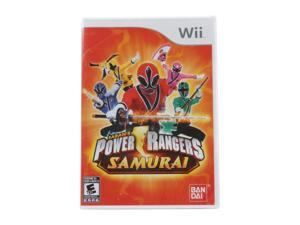 Power Rangers Samurai Wii Game