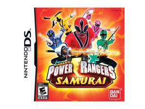 Power Rangers Samurai Nintendo DS Game