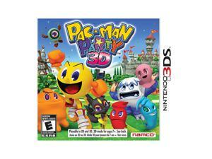 Pac-Man Party 3D Nintendo 3DS Game