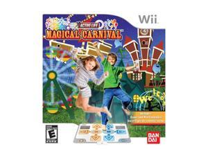 Active Life: Magical Carnival Bundle Wii Game namco