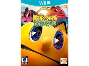 Pac-Man and the Ghostly Adventures Wii U Game Namco Bandai
