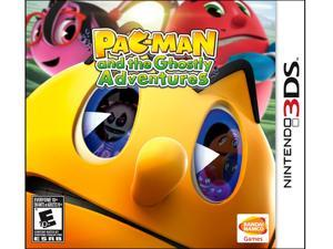 Pac-Man and the Ghostly Adventures Nintendo 3DS Game