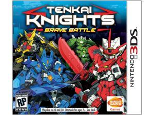 Tenkai Knights Brave Battle 3DS