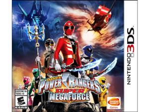 Power Rangers: Super Megaforce Nintendo 3DS