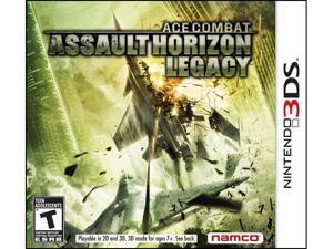 Ace Combat: Assault Horizon Legacy+ Nintendo 3DS