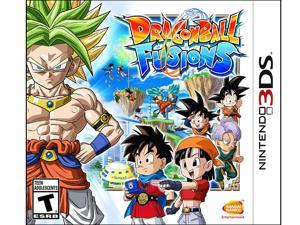 Dragon Ball Fusions - Nintendo 3DS