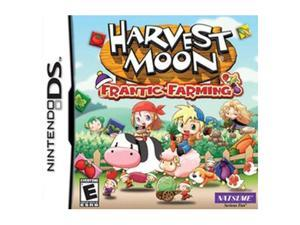 Harvest Moon: Frantic farming Nintendo DS Game