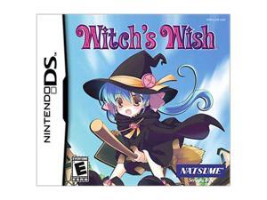 Witch's Wish Nintendo DS Game
