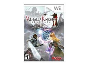 Valhalla Knights: Eldar Saga Wii Game XSEED Games