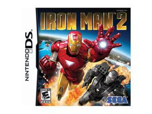 Iron Man 2 Nintendo DS Game SEGA