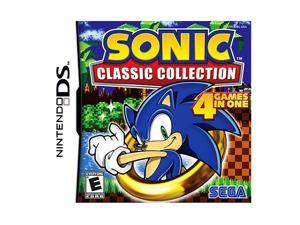 Sonic Classic Collection Nintendo DS Game