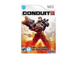 Conduit 2 Wii Game SEGA