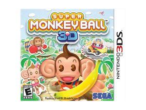 Super Monkey Ball Nintendo 3DS Game