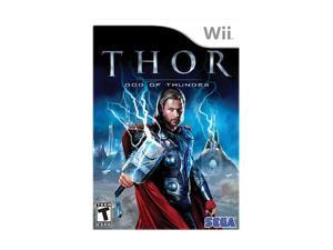 Thor Wii Game