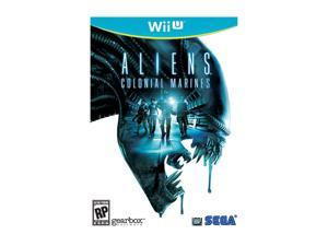 Aliens: Colonial Marines Wii U Games Sega