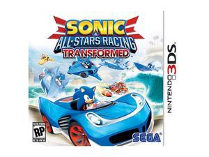 Sonic & All-Stars Racing Transformed Nintendo 3DS Game