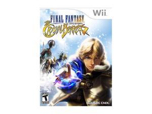 Final Fantasy Crystal Chronicles: Crystal Bearers Wii Game