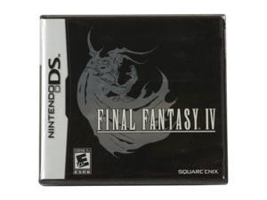 Final Fantasy IV Nintendo DS Game
