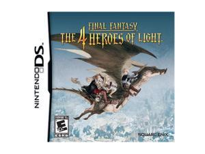 Final Fantasy: 4 Heroes of Light Nintendo DS Game SQUARE ENIX