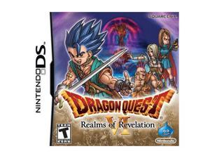 Dragon Quest VI: Realms of Revelation Nintendo DS Game