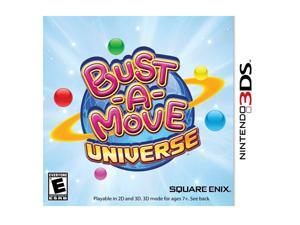 Bust-a-Move Universe Nintendo 3DS Game