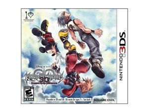 Kingdom Hearts 3D: Dream Drop Distance Nintendo 3DS Game