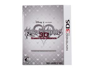 Kingdom Hearts 3D: Dream Drop Distance - Collector Edition Nintendo 3DS Game