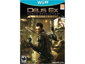 Deus Ex Human Revolution: Director's Cut Wii U Game