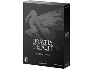 Bravely Default Collectors Edition Nintendo 3DS