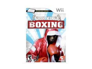 Don King Presents: Prize Fighter Wii Game 2K SPORTS