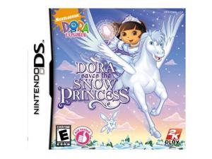 Dora the Explorer: Dora Saves the Snow Princess Nintendo DS Game