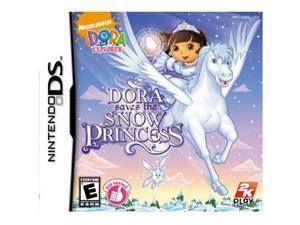 Dora the Explorer: Dora Saves the Snow Princess Nintendo DS Game