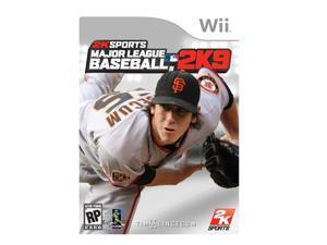 Major League Baseball 2k9 Wii Game