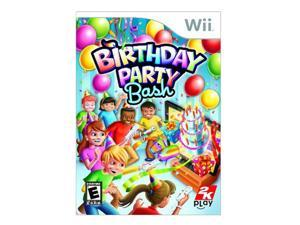 Birthday Party Bash Wii Game Take2 Interactive