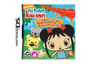 New Years Celebration Ni Hao Kai-Lan Nintendo DS Game Take2 Interactive