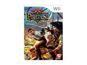Sid Meier's Pirates! Wii Game