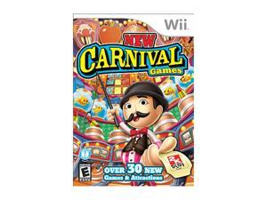 New Carnival Games Wii Game Take2 Interactive