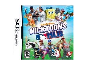 Nicktoons MLB Nintendo DS Game Take2 Interactive