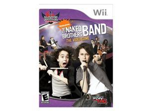 Naked Brothers band Wii Game