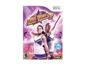 All Star Cheer Squad 2 Wii Game THQ