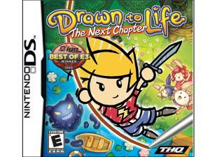 Drawn to Life: Next Chapter Nintendo DS Game