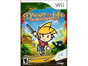 Drawn to Life: next Chapter Wii Game THQ