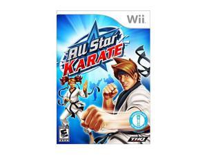 All Star Karate Wii Game