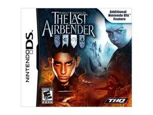 The Last Airbender Nintendo DS Game