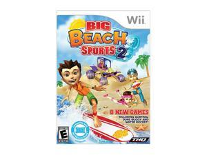 Big Beach Sports 2 Wii Game